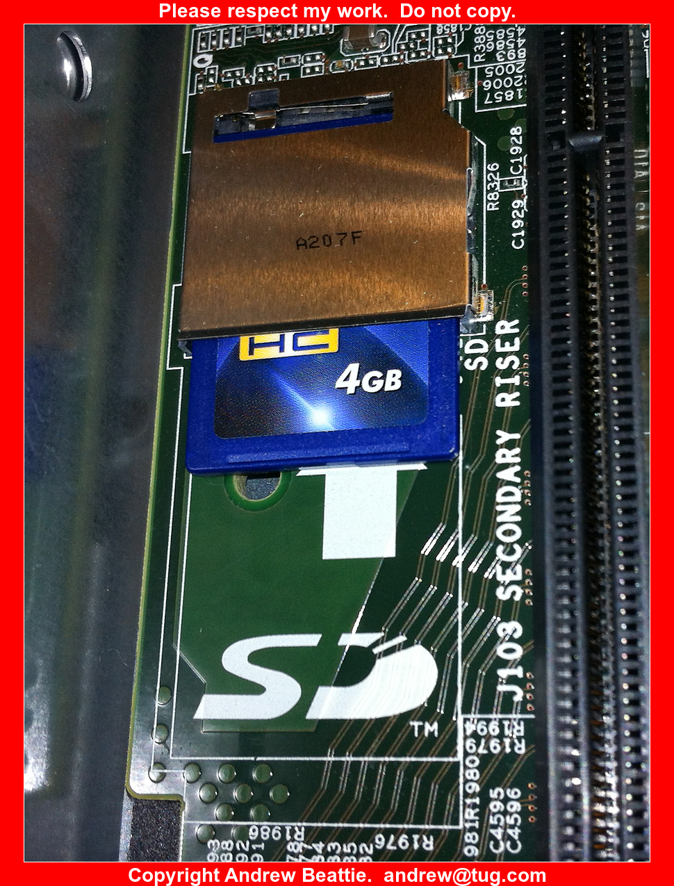 Dl360 g7 dimm slots